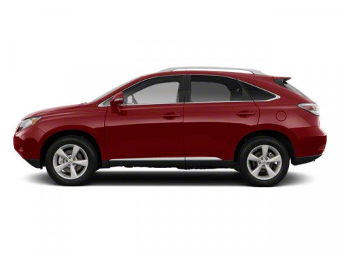 2011 Lexus RX 350 4DR AWD Matador Red Mica V6 35L Automatic 61436 miles  All Wheel Drive  Pow