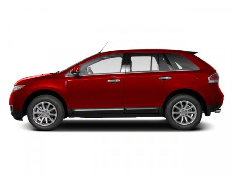 2011 Lincoln MKX Red Candy Metallic Tint V6 37L Automatic 37806 miles LEATHER BLUETOOTH MP3