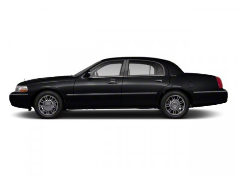 2011 Lincoln Town Car Signature Limited Black V8 46L Automatic 119069 miles  Rear Wheel Drive