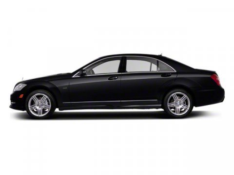 2011 Mercedes S-Class S550 RWD BlackCHARCOAL LEATHE V8 55L Automatic 45504 miles  Rear Wheel D