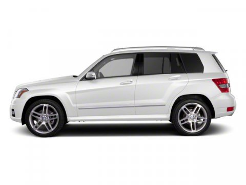 2011 Mercedes GLK-Class GLK350 Arctic White V6 35L Automatic 40651 miles  Rear Wheel Drive