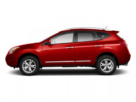 2011 Nissan Rogue AWD Red V4 25L Variable 82691 miles Racy yet refined this 2011 Nissan Rogue