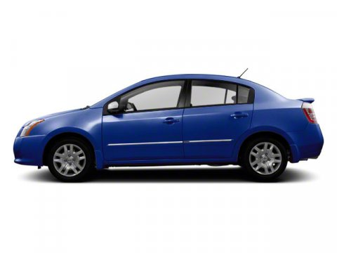 2011 Nissan Sentra 20 SR Metallic Blue V4 20L Variable 22706 miles CVT Xtronic Cloth CARFAX