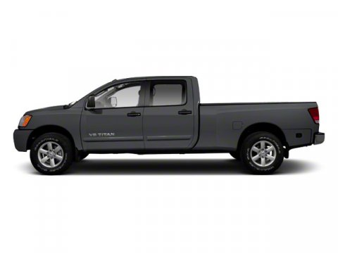 2011 Nissan Titan SV SmokeCharcoal V8 56L Automatic 29290 miles From city streets to back road