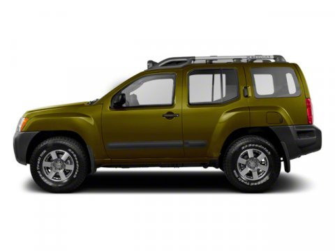 2011 Nissan Xterra PRO Metallic Green V6 40L Automatic 68972 miles 4WD ABS brakes Compass