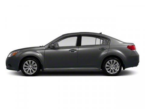 2011 Subaru Legacy Graphite Gray Metallic V4 25L Variable 106701 miles  All Wheel Drive  Pow