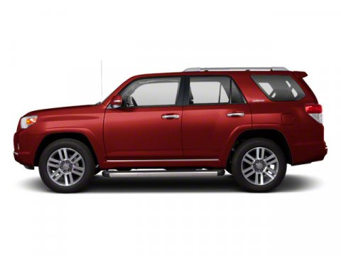 2011 Toyota 4Runner Trail NAVIGATION PKG Salsa Red PearlBlackGraphite V6 40L Automatic 107815
