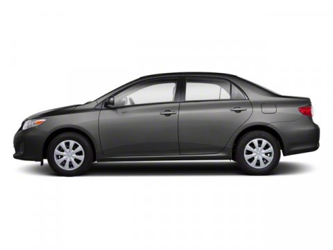 2011 Toyota Corolla LE BLUETOOTH Magnetic Gray MetallicDark Charcoal V4 18L Automatic 85202 mi