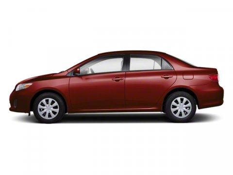 2011 Toyota Corolla 18L Barcelona Red Metallic V4 18L Automatic 46826 miles  Front Wheel Dri