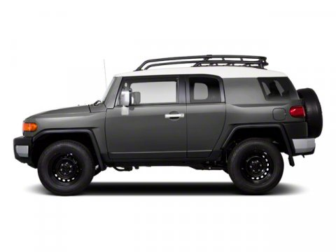 2011 Toyota FJ Cruiser Silver Fresco MetallicTAN V6 40L Automatic 20016 miles Carfax One Owner