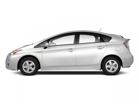 2011 Toyota Prius TWO Blizzard PearlBISQUE V4 18L Variable 24114 miles  Keyless Start  Front