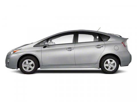 2011 Toyota Prius TWO Classic Silver MetallicMISTY GRAY V4 18L Variable 101554 miles New Arri