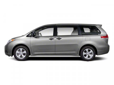 2011 Toyota Sienna LE Silver Sky MetallicLight Gray V6 35L Automatic 22400 miles NEW FRONT AN