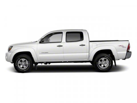 2011 Toyota Tacoma Super White V6 40L Manual 47228 miles  LockingLimited Slip Differential