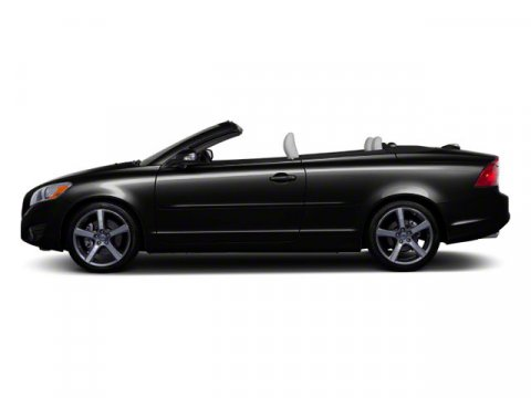 2011 Volvo C70 T5 Black StoneBlack V5 25L Automatic 49986 miles  Turbocharged  Front Wheel D