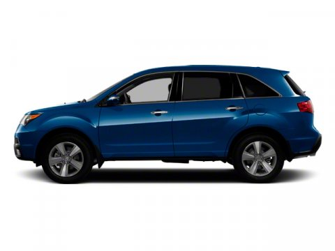 2012 Acura MDX 4DR AWD Bali Blue Pearl V6 37L Automatic 19753 miles  All Wheel Drive  Power S