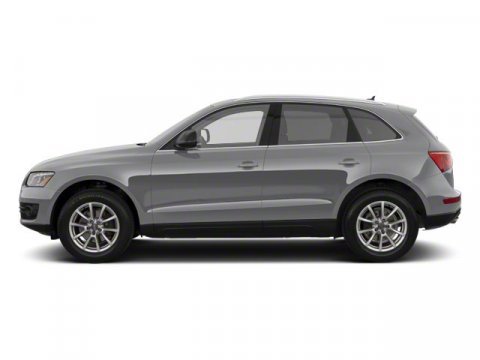 2012 Audi Q5 20T Premium Plus Monsoon Gray Metallic V4 20L Automatic 49786 miles  MP3 Player