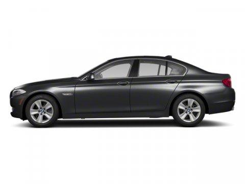 2012 BMW 5 Series 528i Dark Graphite Metallic IIBLK DAK LTHR V4 20L Automatic 28686 miles  Tu