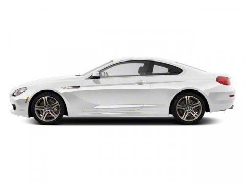 2012 BMW 6 Series 650i Alpine White V8 44L Automatic 30004 miles Turbocharged Keyless Start