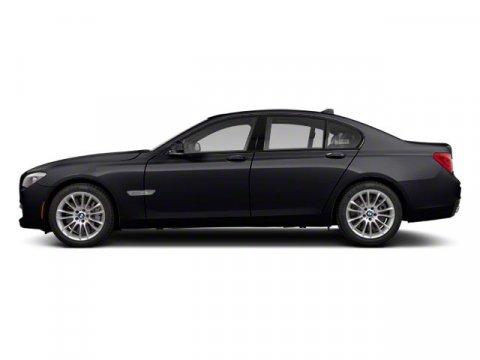 2012 BMW 7 Series 740Li Black Sapphire Metallic V6 30L Automatic 36583 miles Turbocharged Re