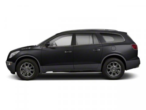 2012 Buick Enclave LUXURY PACKAGE CXL SUNROOF  CHRO Carbon Black MetallicCashmere V6 36L Automat