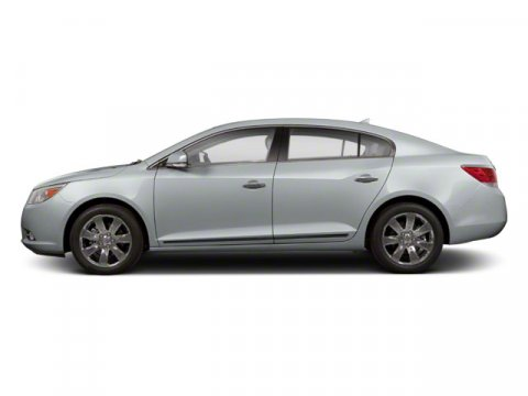 2012 Buick LaCrosse Convenience Quicksilver Metallic V4 24 Automatic 10286 miles  Auto-Dimming