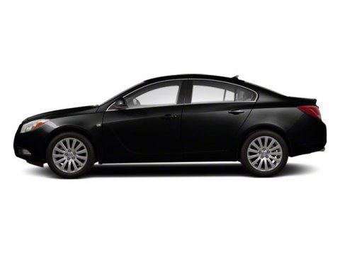 2012 Buick Regal GS Carbon Black Metallic V 20L Automatic 62466 miles RADIO AMFM STEREO W