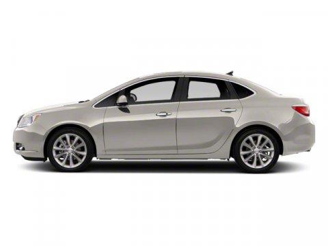 2012 Buick Verano Quicksilver Metallic V4 24L Automatic 94182 miles  Front Wheel Drive  Powe