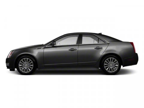 2012 Cadillac CTS Sedan Luxury Thunder Gray Chromaflair V6 30L  24136 miles  Security System