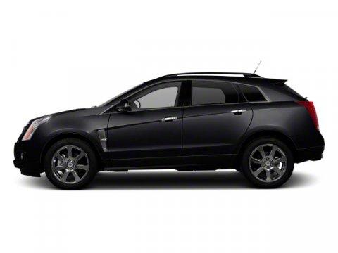 2012 Cadillac SRX Luxury Collection Sunroof Black RavenEbony wEbony accents V6 36L Automatic