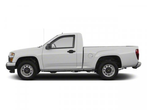 2012 Chevrolet Colorado Work Truck Summit White V4 29L Automatic 105730 miles -New Arrival- B