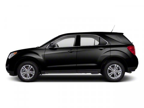 2012 Chevrolet Equinox LT with 1LT FWD Black V4 24 Automatic 53144 miles Elegantly expressive
