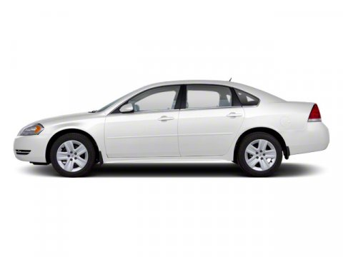 2012 Chevrolet Impala LT Fleet Summit White V6 36L Automatic 59594 miles  Front Wheel Drive