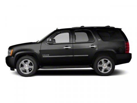 2012 Chevrolet Tahoe LS Black V8 53L Automatic 45037 miles  Rear Wheel Drive  Tow Hitch  Po