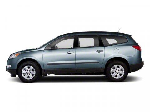 2012 Chevrolet Traverse LS Cyber Gray Metallic V6 36L Automatic 52785 miles  Front Wheel Driv