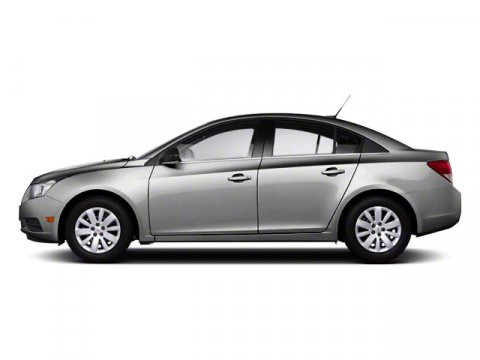 2012 Chevrolet Cruze LT w1LT Silver Ice Metallic V4 14L  57770 miles  Turbocharged  Front Wh