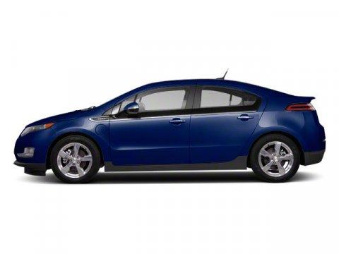 2012 Chevrolet Volt 5DR HB Blue Topaz Metallic V4 14L Automatic 46024 miles  Front Wheel Driv