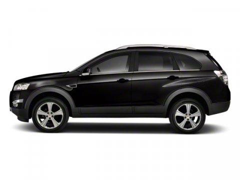 2012 Chevrolet Captiva Sport Fleet LT Black Granite Metallic V6 30L Automatic 47942 miles PR
