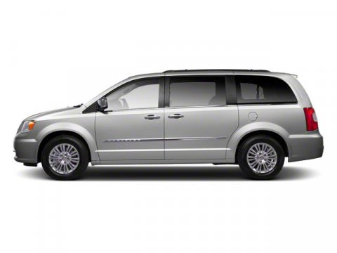 2012 Chrysler Town  Country Touring Bright Silver Metallic V6 36L Automatic 40892 miles ABS b