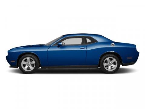 2012 Dodge Challenger RT 57L V8 HEMI Blue Streak PearlDark Slate Gray Interior V8 57L Automati