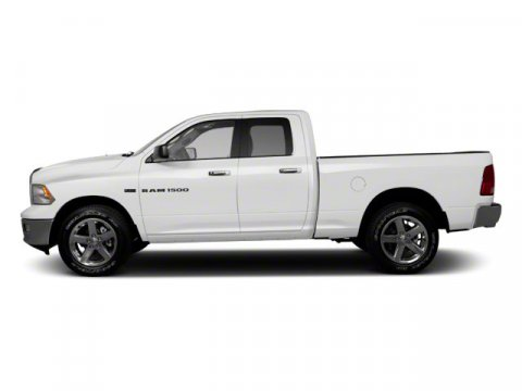 2012 Ram 1500 Bright White V8 47L Automatic 29333 miles ONE OWNER 4X4 MP3 Player Four Wheel