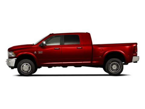2012 Ram 3500 LONGHRN Red V6 67L Automatic 41340 miles  Turbocharged  LockingLimited Slip Di