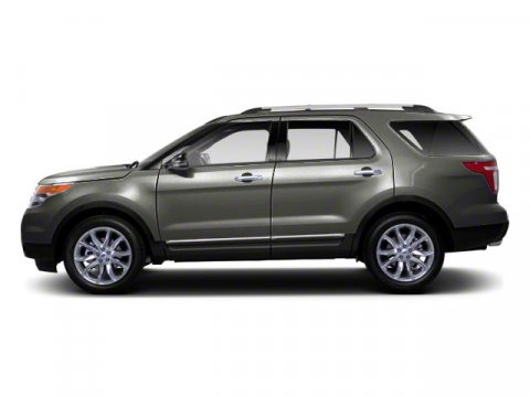 2012 Ford Explorer Limited Sterling Gray Metallic V6 35L Automatic 56170 miles Luxury Seating