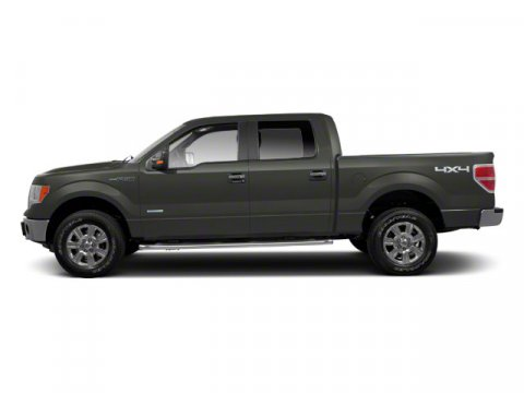 2012 Ford F-150 FX4 Sterling Gray MetallicBlack V8 50L Automatic 44904 miles Check out this 20