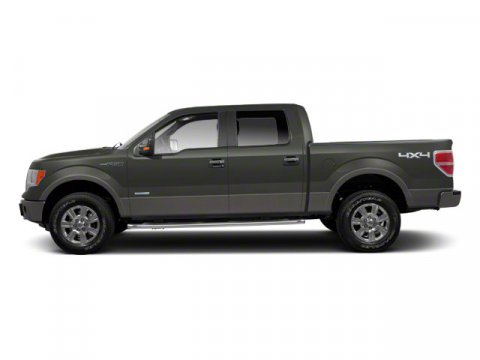 2012 Ford F-150 XLT Sterling Gray Metallic V6 35L Automatic 0 miles  Four Wheel Drive  Tow Ho
