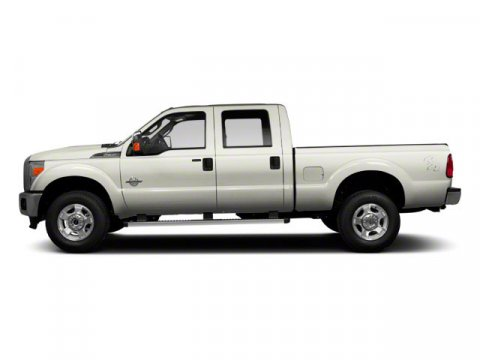 2012 Ford Super Duty F-350 SRW XL Oxford WhiteSteel V8 67L Automatic 118836 miles One Owner A