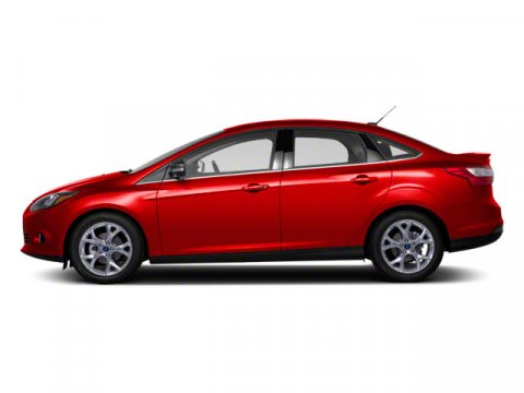 2012 Ford Focus SE Race Red V4 20L  35950 miles Convenience Package Cruise Control Map Light
