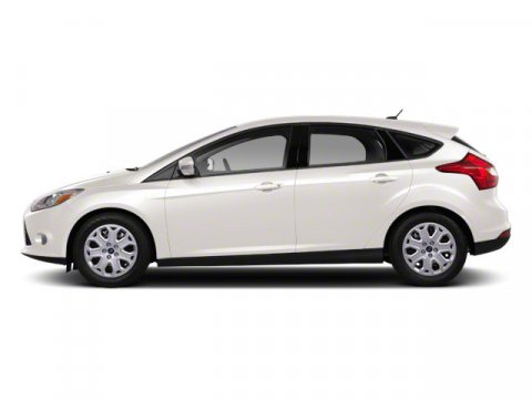 2012 Ford Focus Titanium White Platinum Metallic Tri-Coat V4 20L  64820 miles Certified One O