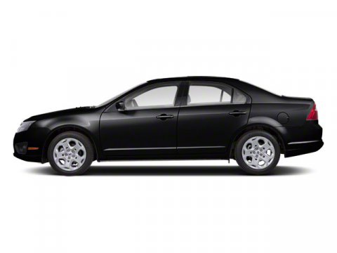 2012 Ford Fusion SE Black V4 25L Automatic 35765 miles  Front Wheel Drive  Power Steering  A