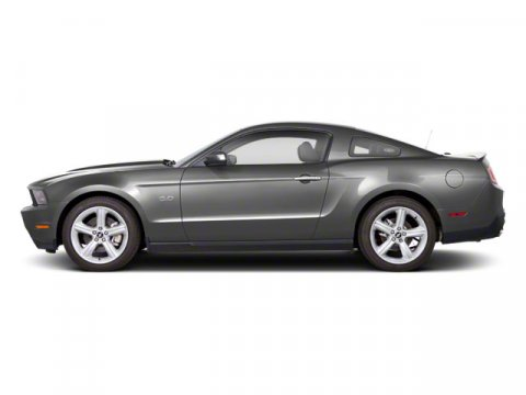 2012 Ford Mustang V6 Premium Ingot Silver MetallicCharcoal Black V6 37L Automatic 28140 miles